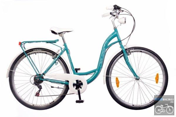 """Neuzer bicikl Ravenna 6 Plus 28"""" 19"""" tirkizna"""