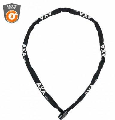 Lokot AXA Lanac/Ključ Rigid 1200x3,5 Black