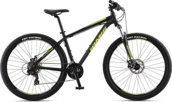 "Jamis bicikl TrailX A2 27.5"" 15"" CRNI 2019."