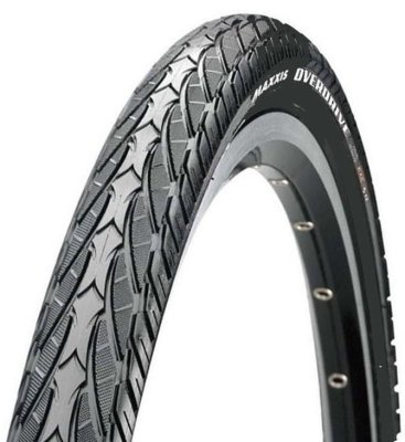 Guma 700x38C Maxxis Overdrive MaxxProtect 70a 27W