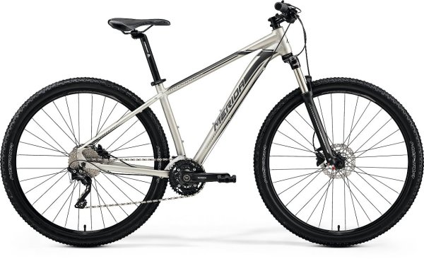 Merida bicikl Big.Nine 80-D MATT L 2019.