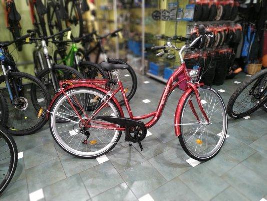 """Neuzer bicikl Ravenna 6 28"""" 19"""" Crveni"""