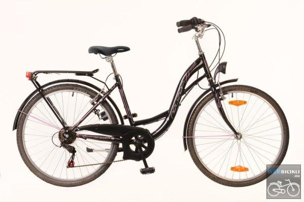 """Neuzer bicikl Venezia 6 26"""" 17"""" Crna"""