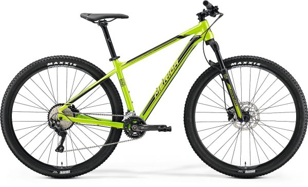 "Merida bicikl Big.Nine 500 Green7Black M(17"") 2019."