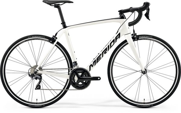 Merida bicikl Scultura 5000 CF2 White/Black 59cm