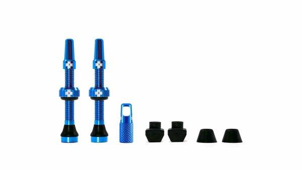 Muc-Off tubeless ventili plavi (2 kom)