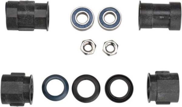 Crank Brothers Pedal Refresh Kit Double Shot 2/3