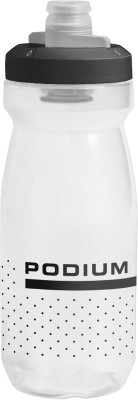 Bidon Camelbak PODIUM+ 0,62l clear/carbon