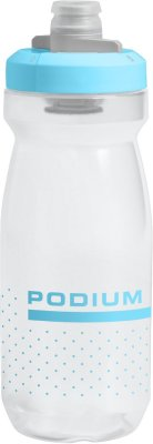Bidon Camelbak PODIUM+ 0,62l clear/blue