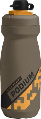 Bidon Camelbak PODIUM+ DIRT 0,62l grey