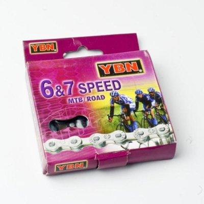 Lanac  7-6-5-brzina YBN S50 116-karika