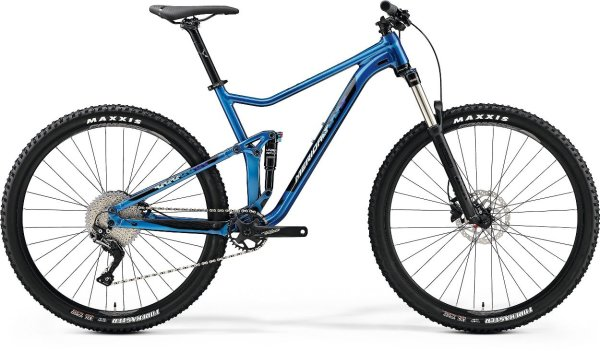 "Merida bicikl ONE-Twenty 400 Blue/Black L(19"") 2019."