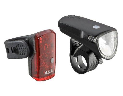 Svjetlo prednje/zadnje  AXA Greenline 35 USB