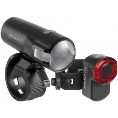Svjetlo prednje AXA Compactline 20 na bateriju