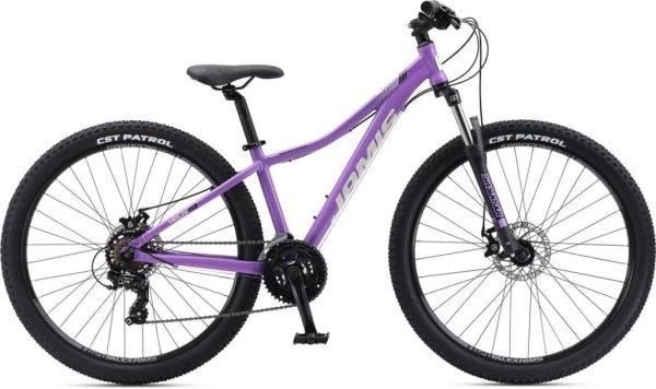 "Jamis bicikl Helix A2 27.5"" 14"" violet 2020."