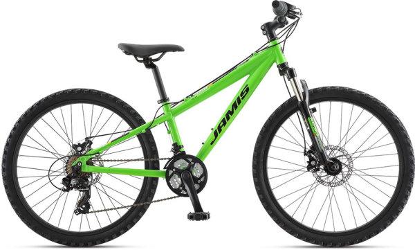 """Jamis bicikl X.24 Disk 14br. 12"""" zeleni 2020."""