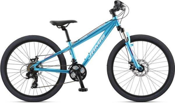 "Jamis bicikl X.24 Disk 14br. 12"" plavi 2020."