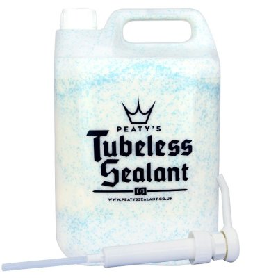 Peaty's Tubeless Sealant 5 lit sa pumpicom