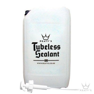 Peaty's Tubeless Sealant 25 lit sa pumpicom