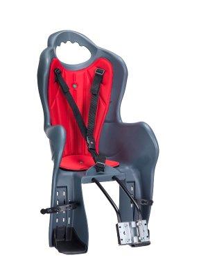 Sjedalica HTP zadnja na ramu Elibas siva