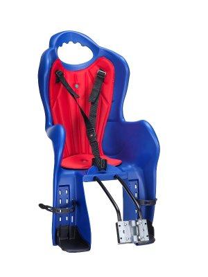 Sjedalica HTP zadnja na ramu Elibas plava