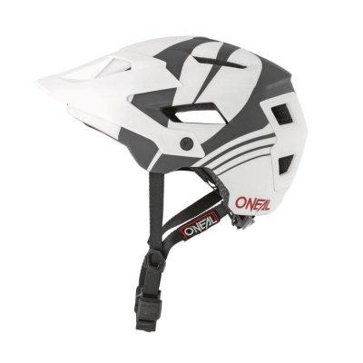 Kaciga Oneal Defender 2.0 NOVA White/Black L/XL (58/61cm)