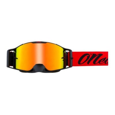 Goggle O'Neal B-30 RESEDA red-black/radium-red