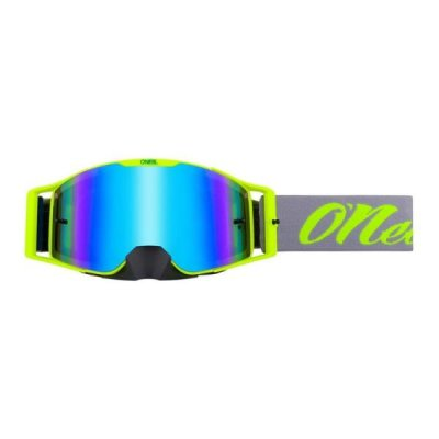 Goggle O'Neal B-30 RESEDA blue-yellow/radium-blue