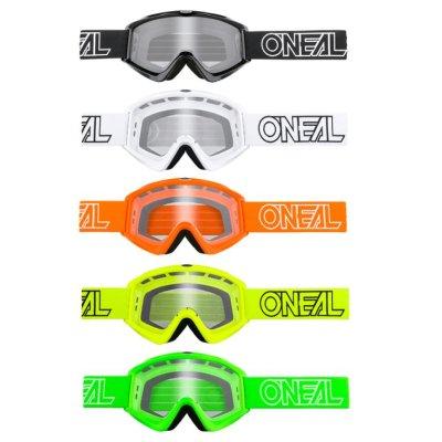 Goggle O'Neal B-Zero II mix-colour