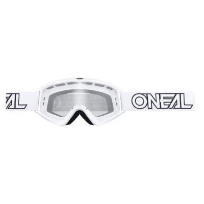 Goggle O'Neal B-Zero II white