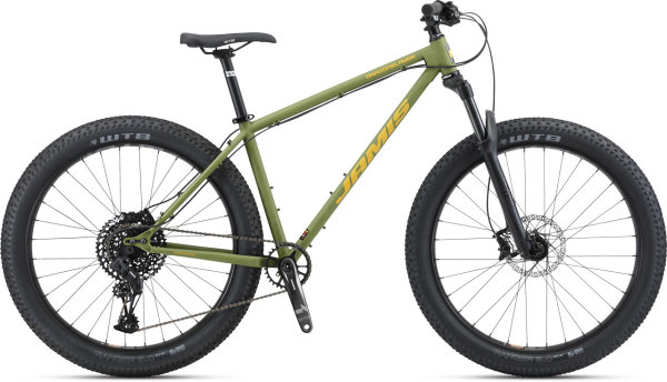 "Jamis bicikl Dragonslayer 27.5""+ STEEL 17"" 2020."