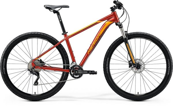 "Merida bicikl Big.Nine 80-D XXL(22"") 2020."