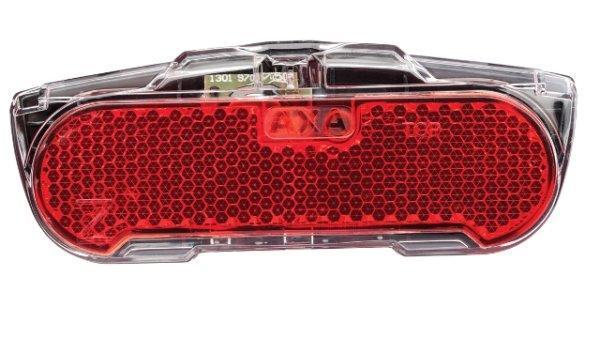 Svjetlo zadnje AXA prtljažnik 50mm baterije