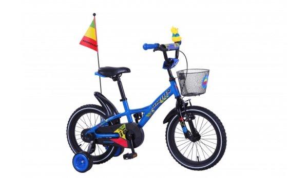 """Wheeler bicikl dječiji 16"""" Aluminijski"""