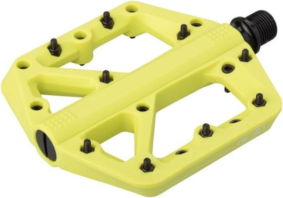 Pedale Crank Brothers Stamp 1 L Citron