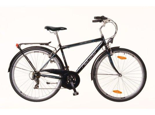 """Neuzer bicikl Ravenna 30 28"""" 19"""" Muški crni"""