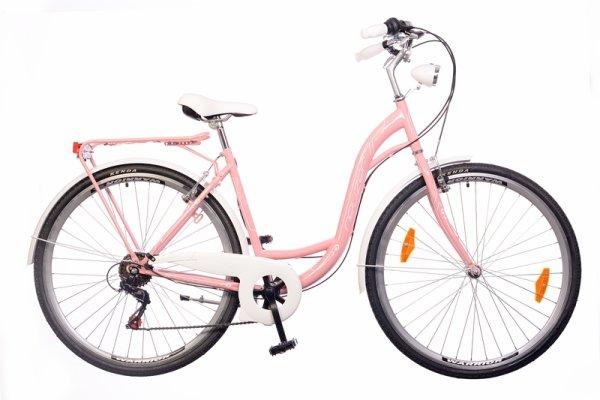 """Neuzer bicikl Ravenna 6 28"""" 19"""" Rozi"""