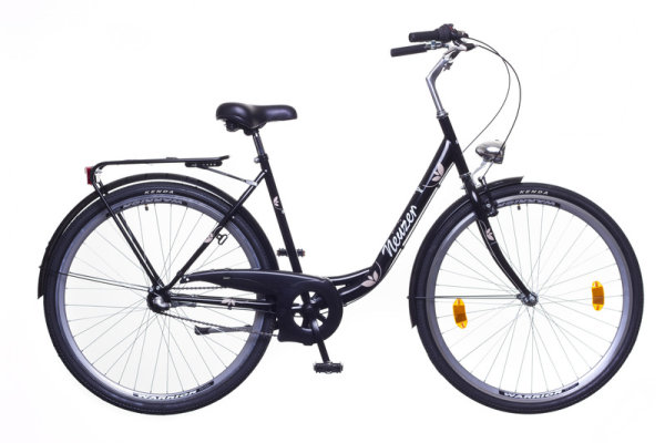 "Neuzer bicikl Balaton 26"" Nexus-3 18"" crni"