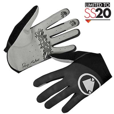 Endura rukavice Hummvee Lite Icon Blk M