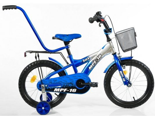 """Dječiji bicikl 16"""" sa pomoćnim kotačima"""