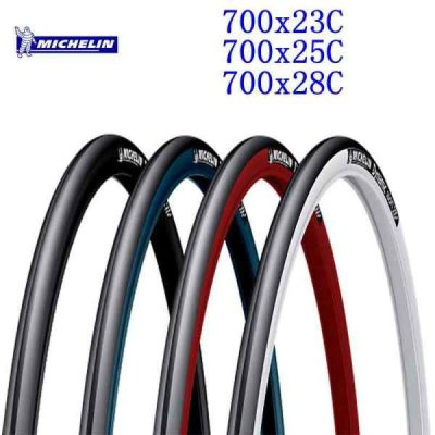 Guma 700x25C Michelin Dynamic Sport White