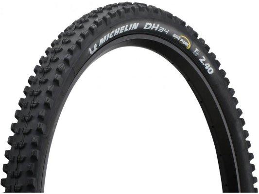 Guma 27.5x2,40 Michelin Wild DH34 Bike Park TLR