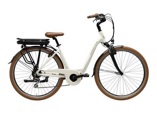Adriatica Elektrobicikl E-bike NEW AGE Lady BJELI