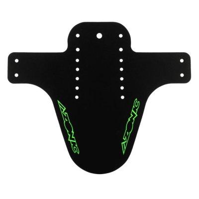 Blatobran Azonic Splatter Fender LOGO blk/green