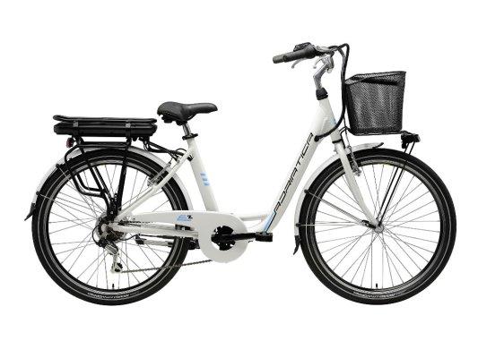 Adriatica Elektrobicikl E-bike E2 Lady White
