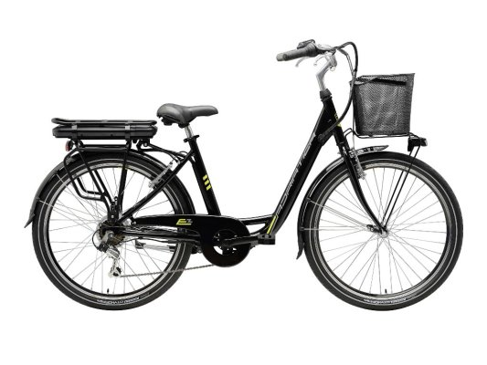 Adriatica Elektrobicikl E-bike E2 Lady Black