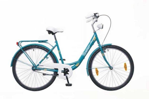 "Neuzer bicikl Balaton 26"" Nexus-3 18"" bijeli"