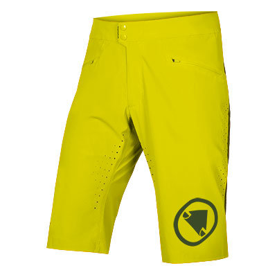 Endura hlačice SingleTrack Lite Green M