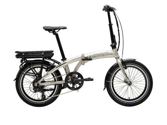 Adriatica Elektrobicikl E-bike E-Smile Plus CHAMPAGNE