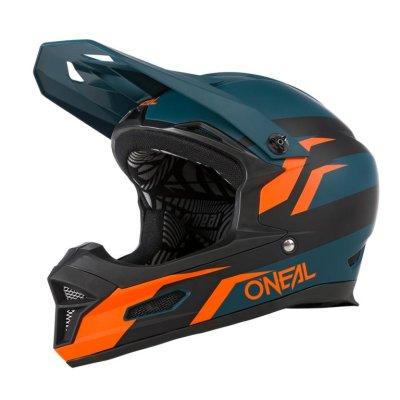 Kaciga Oneal Fury RL STAGE petrol/orange M (57-58 cm)